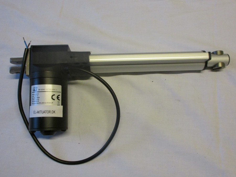 Elektrisk aktuator 12v